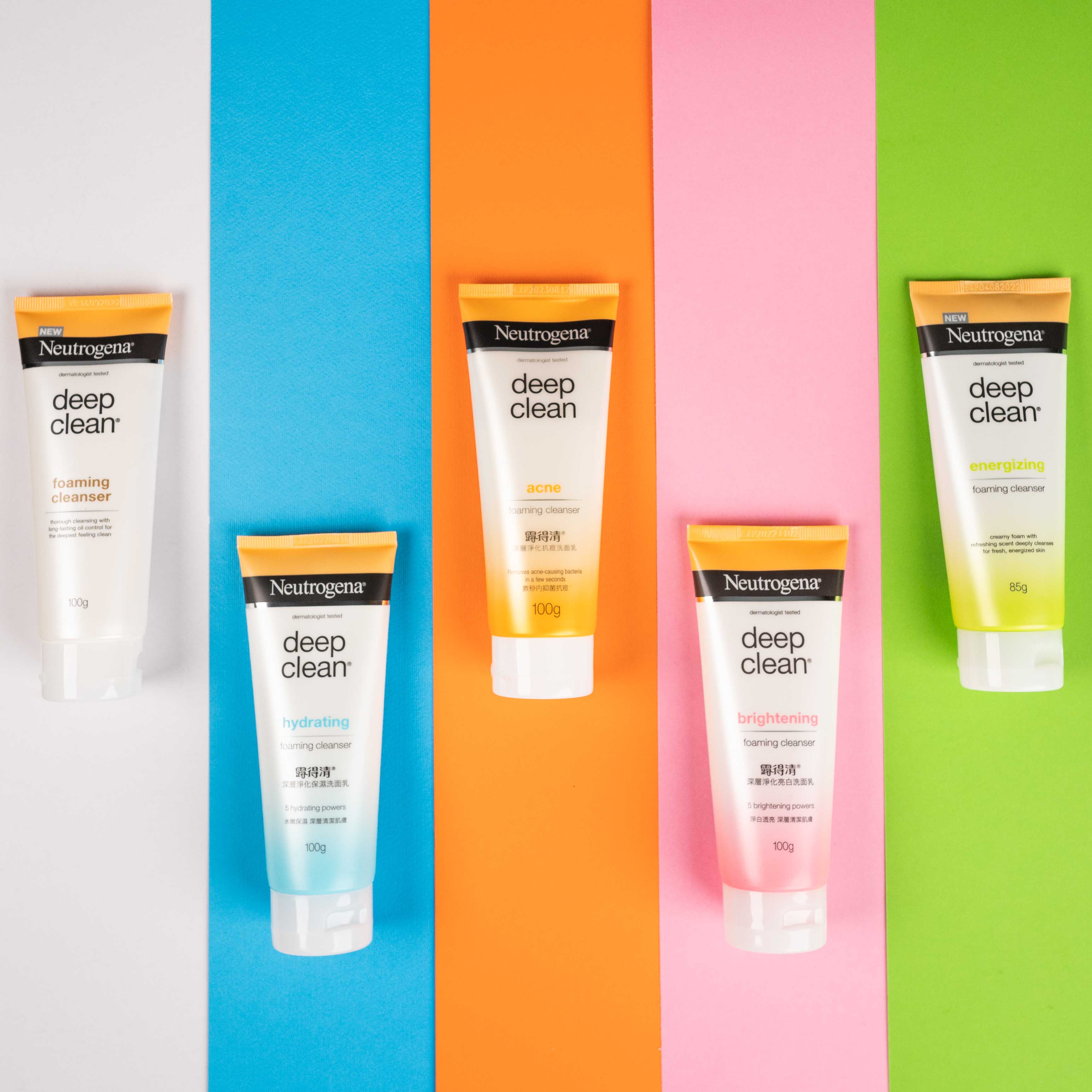 Neutrogena Face Cleansers