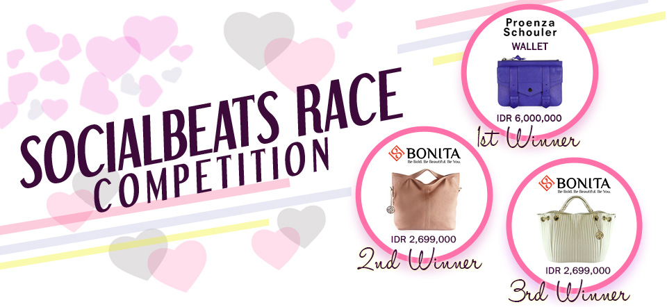 SocialBeats Race